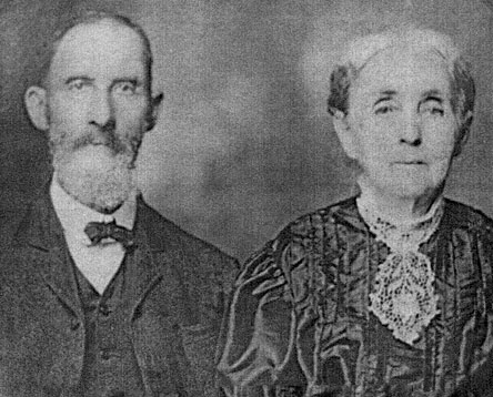 Robert Murray Blake and Margaret Blake (nee Margaret Buchanan). Robert Murray was a great grandson of Charlotte and John Blake. Margaret Buchanan was his second wife. His first wife was Charlotte M. Hierlihy. Robert Murray Blake's father was John Blake, and his grandfather was Robert Blake (the son of Charlotte and John Blake). This picture was provided by Pat, a Blake descendant. Thank you Pat!