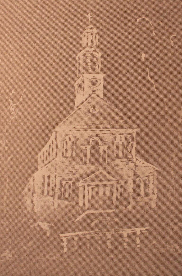 St. Paul's Anglican Church Halifax NS