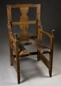 1800's Birth Chair