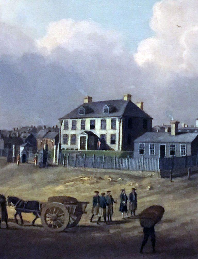 Governor's House Halifax Nova Scotia