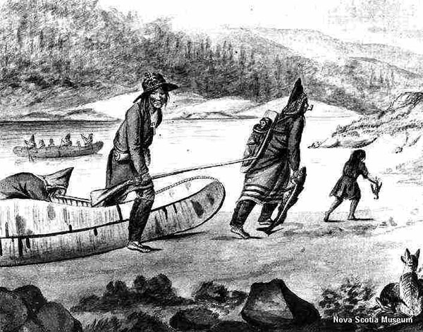 Mi'kmaq Tuft's Cove?